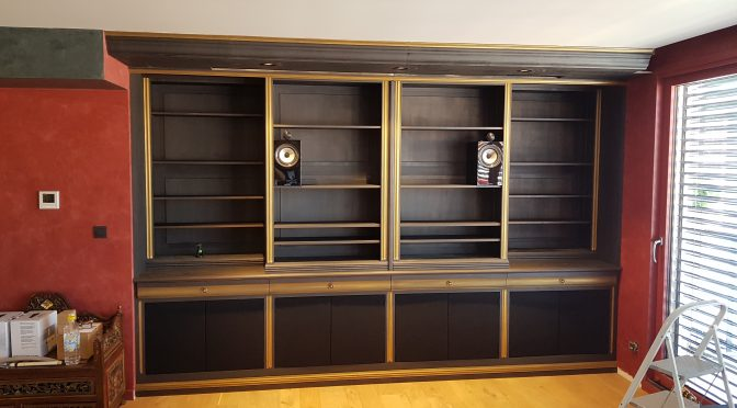 Galerie photos bibliothèque